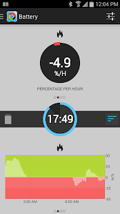 Battery (Save & monitor) Screenshot