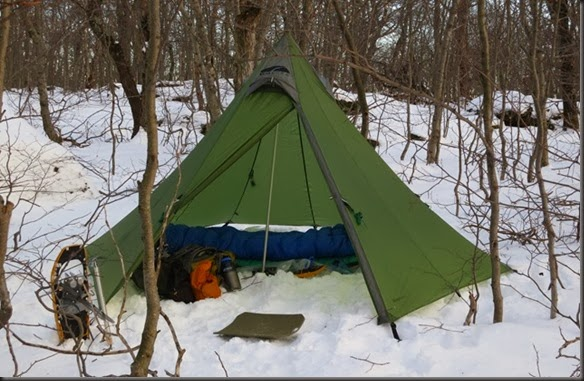 Wood Trekker A Beginner S Guide To Winter Camping And
