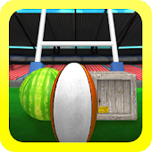 Finger Flick Rugby 3D