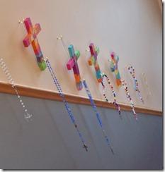 Rosary Hangers