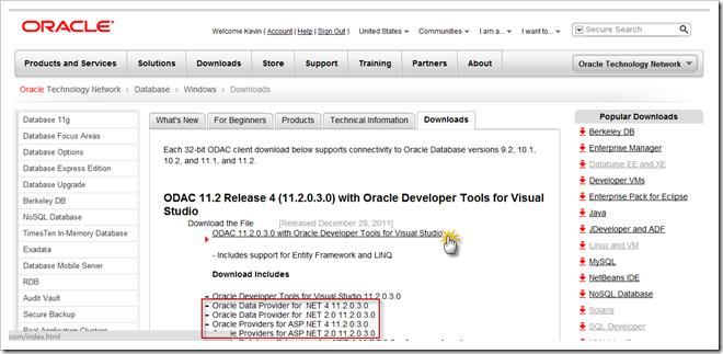 mrkt 的程式學習筆記: Enterprise Library DAAB + Oracle