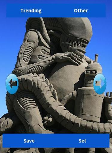 Sand Sculpture Wallpapers