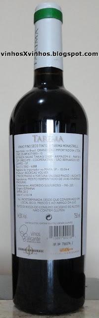 Vinho espanhol