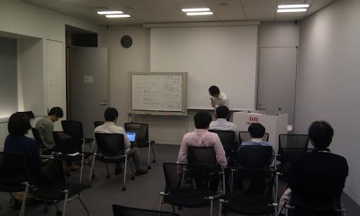 [写真]アクセシビリティキャンプ東京#3のもよう
