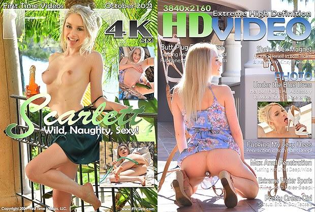 1-[FTVGirls] Scarlett - Wild, Naughty, Sexy 4! sexy girls image jav