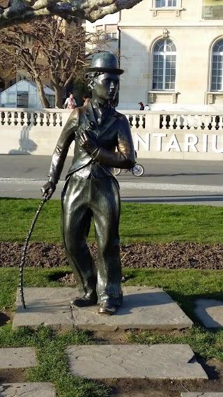 Charlie Chaplin à Vevey