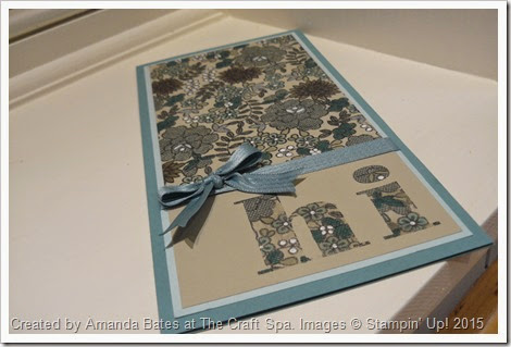 Something Old, New, Borrowed & Blue - Something Lacy by Amanda Bates at The Craft Spa,  (3)