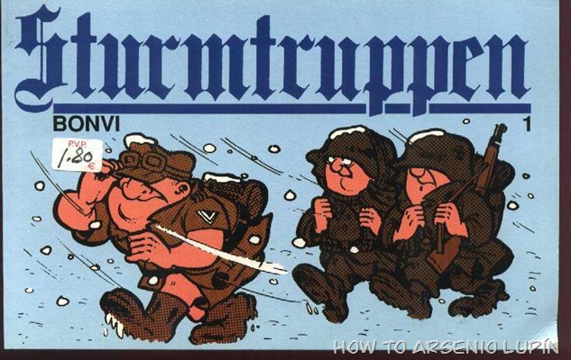P00002 - Sturmtruppen #1