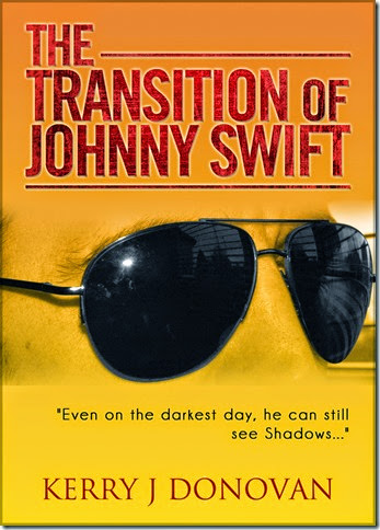 The Transition of Johnny Swift - Cover