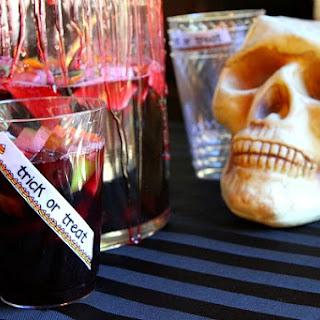 Halloween Sangria