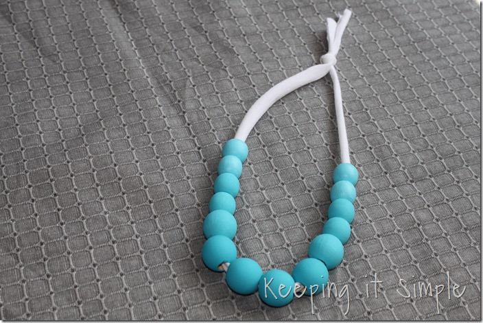ombre wooden beads necklace (5)