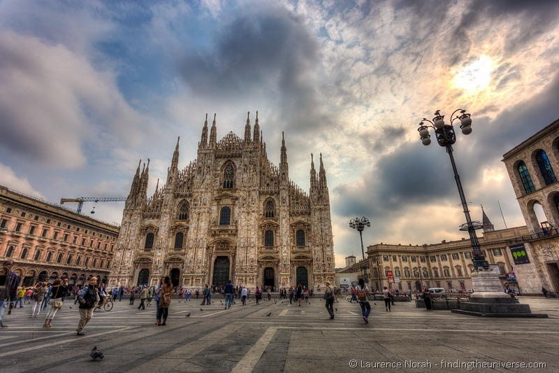Top Itinerary Ideas Milan Duomo day time