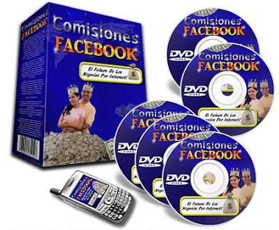 COMISIONES FACEBOOK (1.0 y 2.0) [ Curso en Video ] – La oportunidad para comenzar a Ganar Dinero con Facebook está en tus manos…