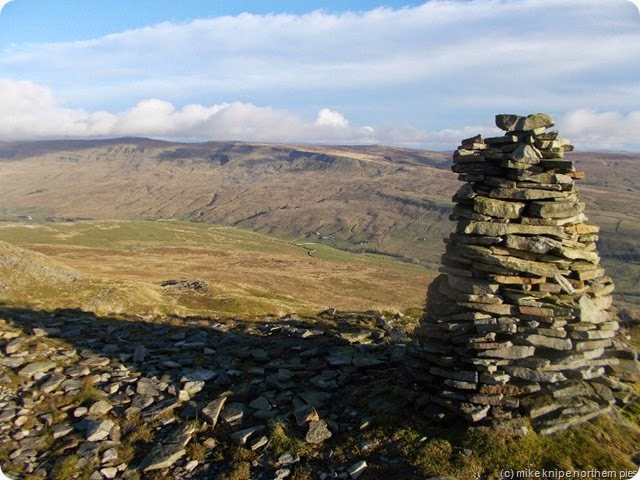 mallerstang from the eatsern escarpment