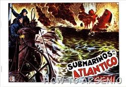 P00030 - Submarinos en el Atlántic
