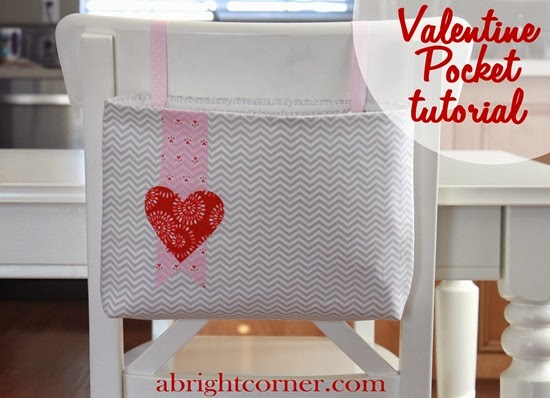 Valentine Pocket Tutorial