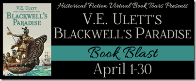 Blackwell's Paradise Tour Banner