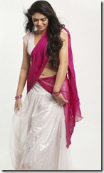 Tamil Actress Sherin in Half Saree Photoshoot Gallery