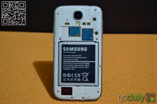 Samsung Galaxy S4 Review Battery Life