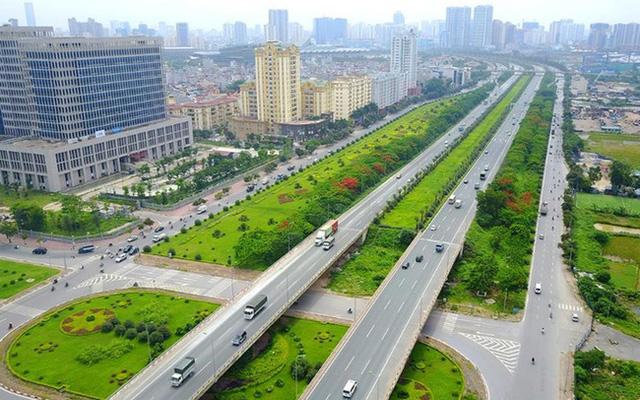 Giao thông phía tây Hà Nội