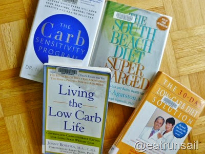 Oct 28 low carb books 001