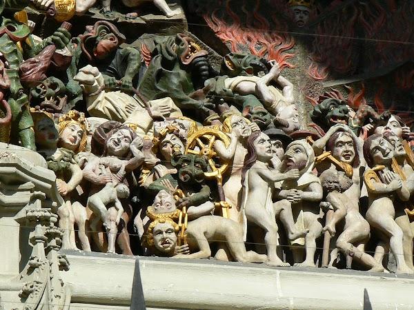 Obiective turistice Elvetia: Munster Bern