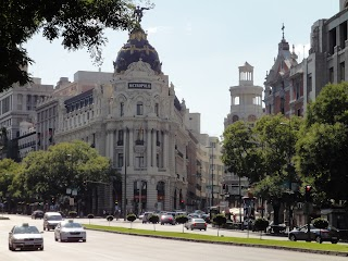 Bâtiment Metropolis à Madrid