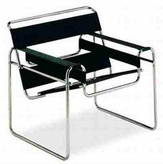 Breuer Marcel - Bauhaus - Wassily Chair - 1925