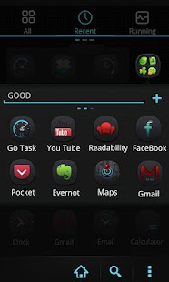 Thanks GO Launcher EX Theme - screenshot thumbnail