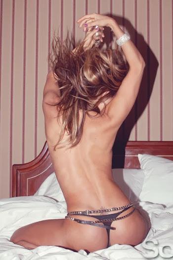 Natalia Paris Desnuda en SoHo Foto 12