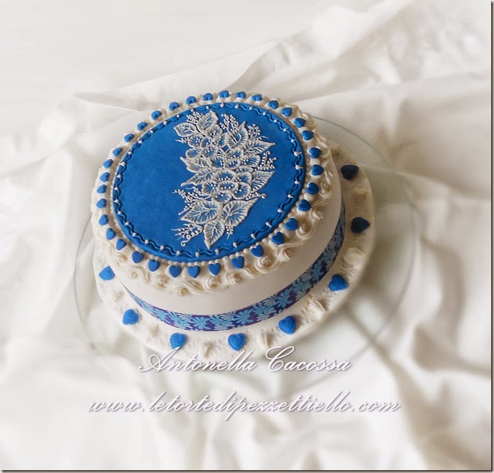 Torta Brush Embroidery