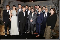 New Line Cinema Premiere of 'The Hobbit: The Desolation of Smaug'