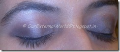brown smokey eyes with winged liner