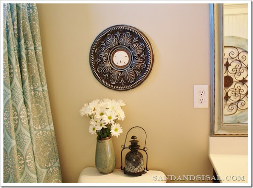 Ceiling Medallion Wall Art
