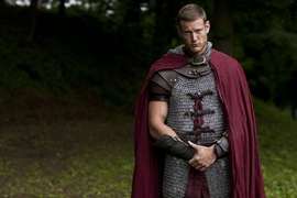 BBC Merlin season 5 - The Dark Tower