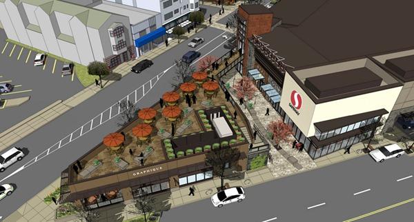 estudio de arquitectura Oakland utiliza SketchUp