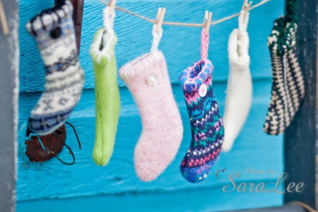 miniature stockings