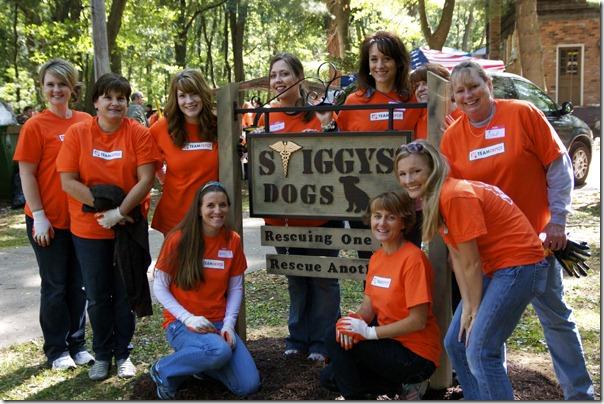 Team Depot Stiggy's Dogs Howell Michigan