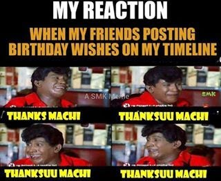 Happy Birthday Wishes In Facebook Funny Indian Pictures