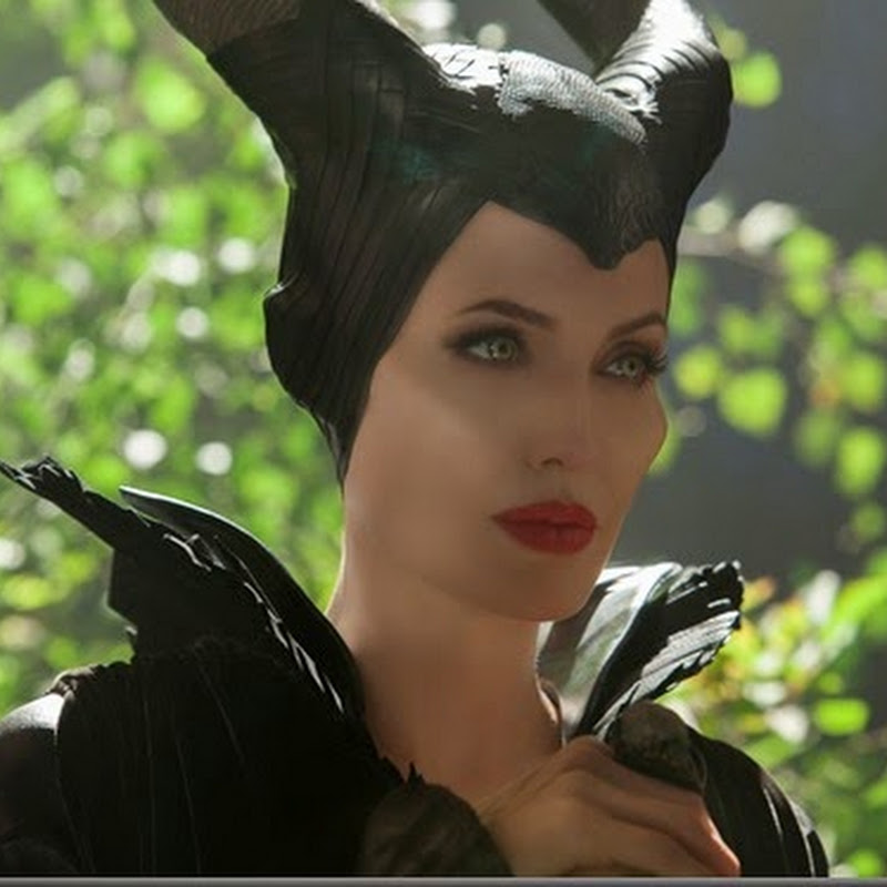 "Angelina Jolie Ignites Screen as Iconic Villain ""Maleficent"" (Opens May 28)"