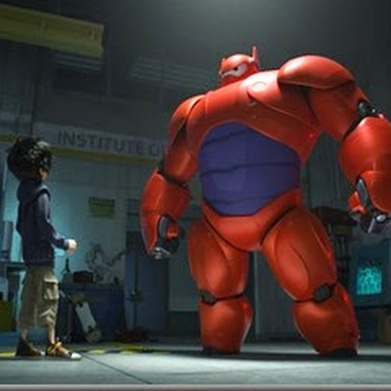 "Disney's ""Big Hero 6"" Launches First Trailer!"
