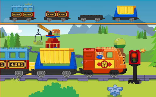 LEGO® DUPLO® Train - screenshot thumbnail