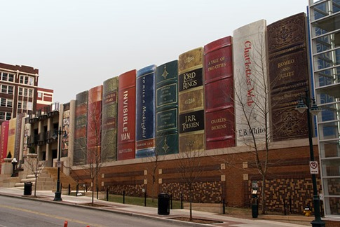 15. Kansas City Public Library (Missouri, EE.UU.)
