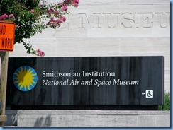 1350 Washington, DC - Smithsonian Institution National Air and Space Museum