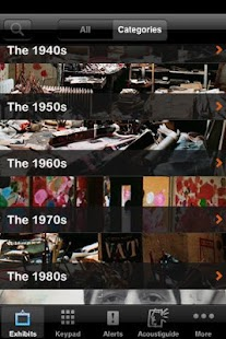 Francis Bacon: five decades - screenshot thumbnail