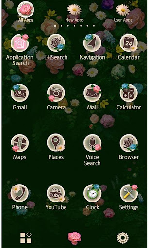 Classy Theme-Roses in Bloom- 1.0 Windows u7528 2