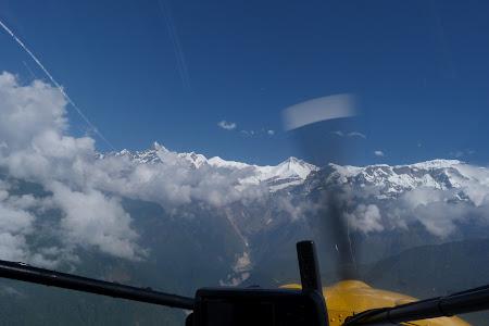 Zbor spre Annapurna