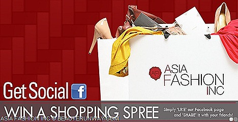 ASIA FASHION INC WOMENS MENS ACCESSORY ASIAN DESIGNER CULT LABELS Shopping Spree
