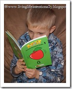 We love Sing Spell Read and Write for Homeschool Language Arts