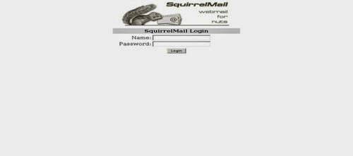 squirellmail_login